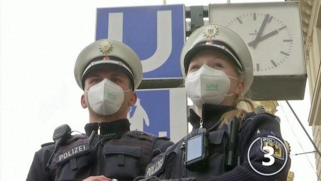 FFP2-Maskenpflicht beim Einkaufen und in der Bahn