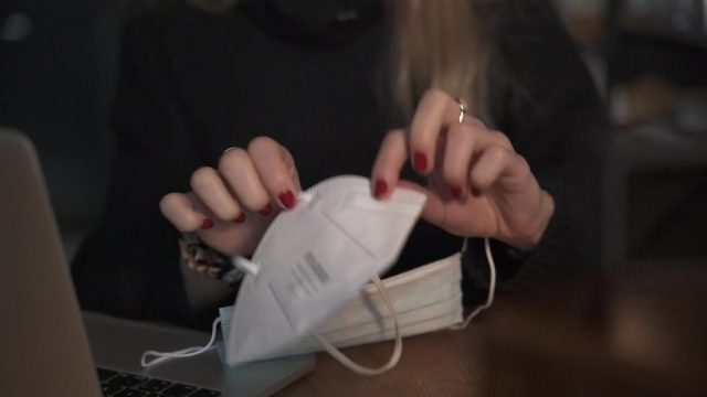 FPP2-Masken: Wie kann ich sie wiederverwenden? - 10s