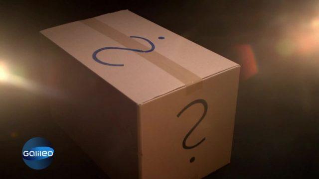 G-testet: Mystery Boxen