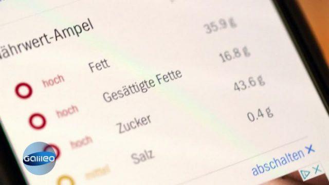 G-testet: Zusatzstoffe verstehen mit dieser App
