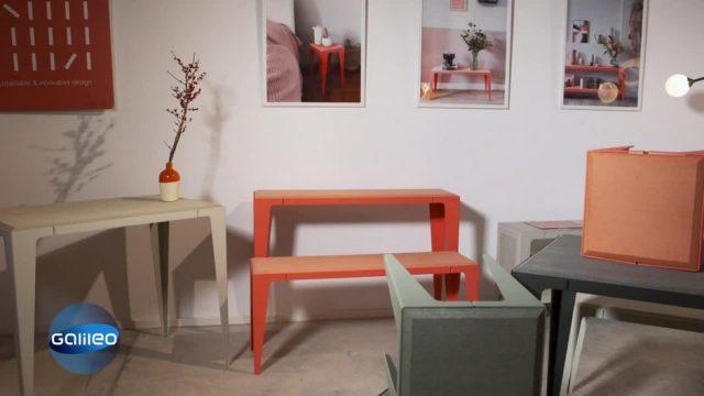 Green Hero: Neolign für Möbel