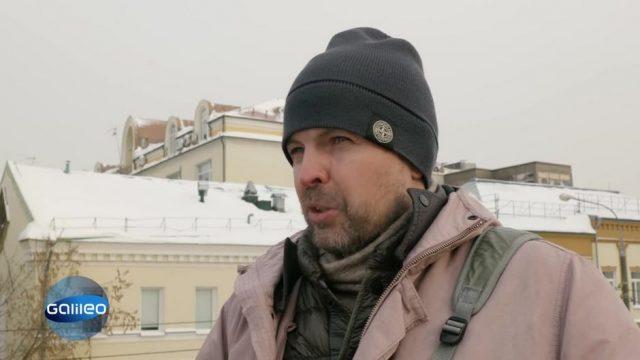 Investigativ-Journalist sagt Russland den Kampf an