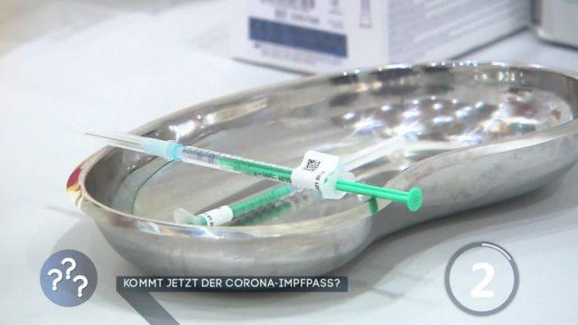 Kommt der EU Impfpass für Reisen?