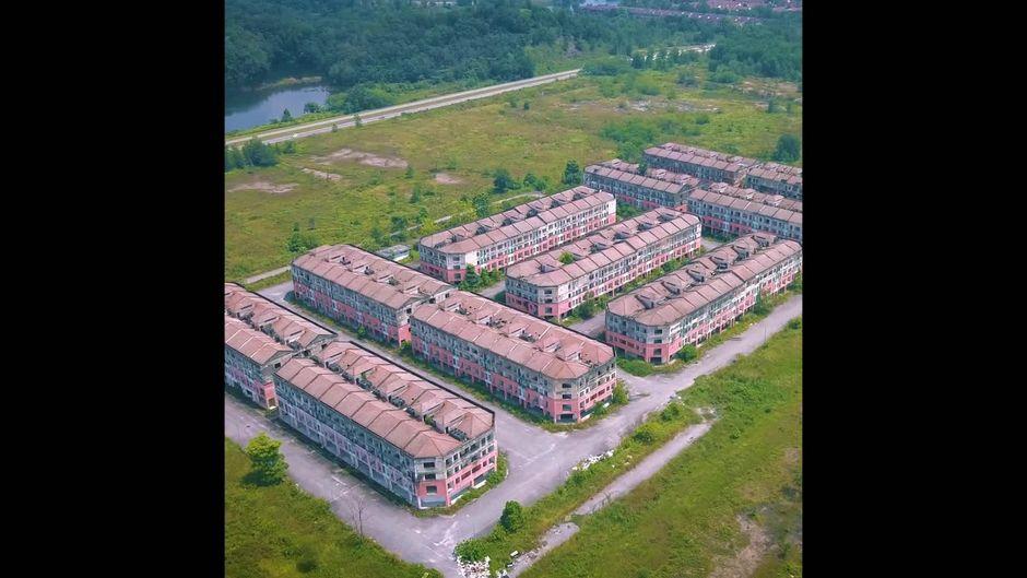 Lost Place: Vogelstadt - 10s