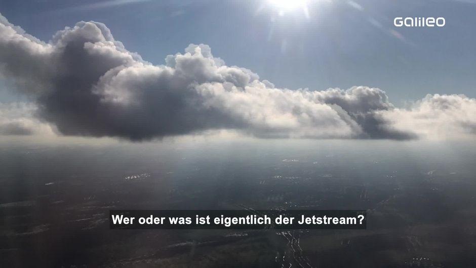 Was ist der Jetstream?