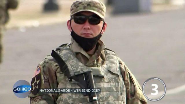 Wer ist die Nationalgarde