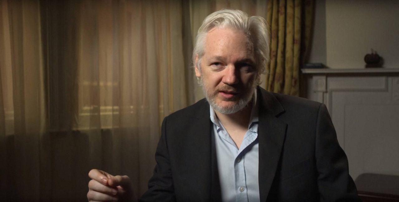 Julian Assange sollte ausgeliefert werden