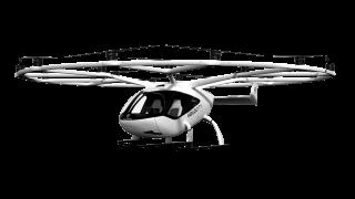 Autonome Taxidrohne Volocopter Volocity