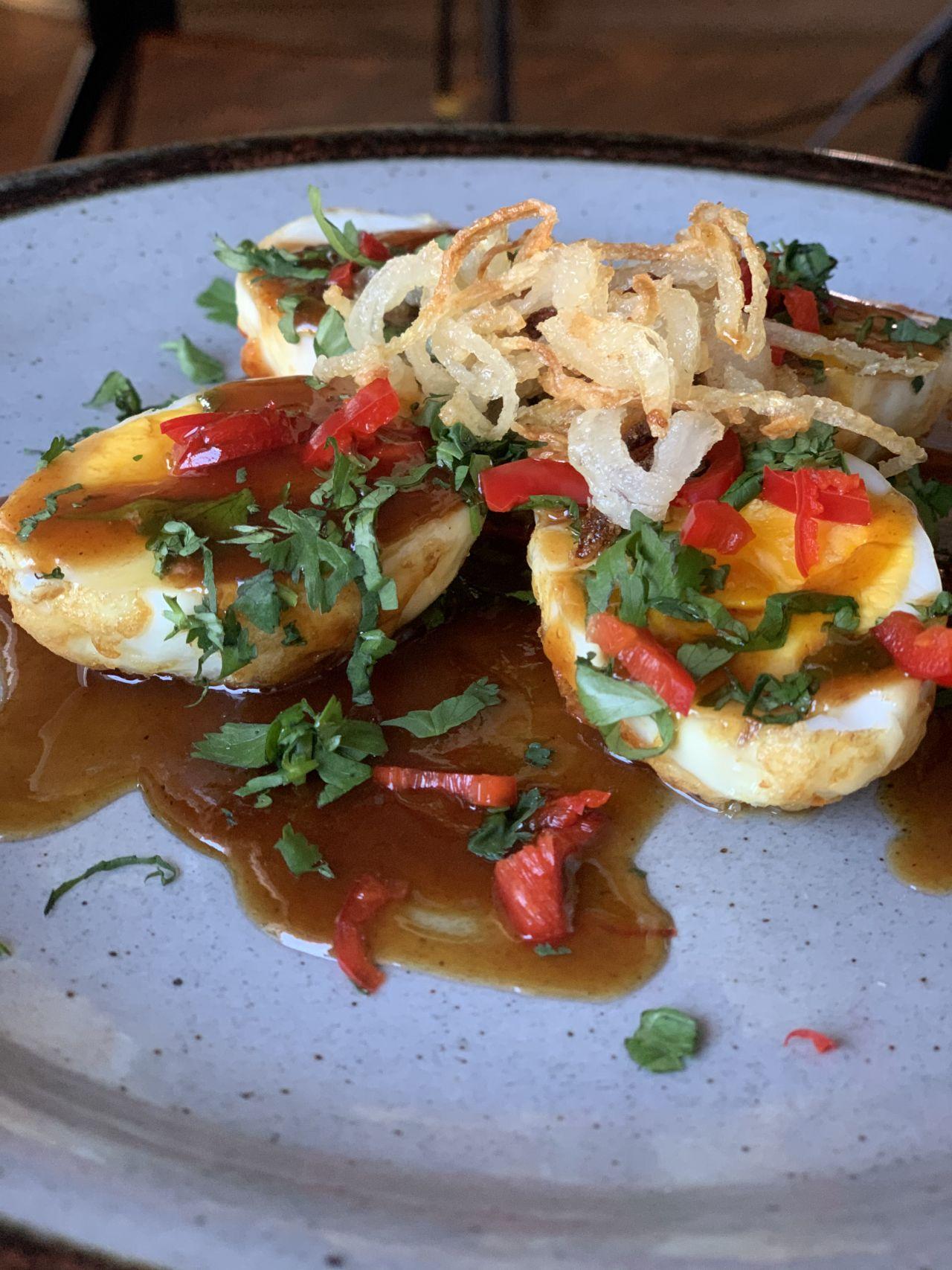 Klingt lustig, schmeckt gut: Kroppkaka, Calzones Rotos und Kai Luk Koey
