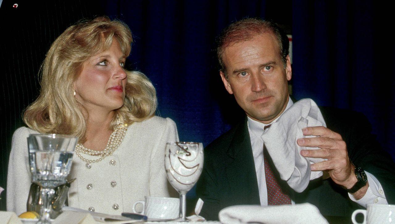 Joe und Jill Biden.