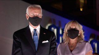 Joe und Jill Biden im US-Präsidentschaftswahlkampf 2020.