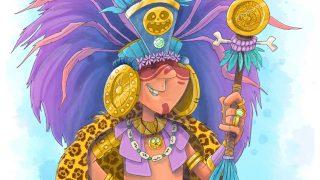 Kunst der Azteken