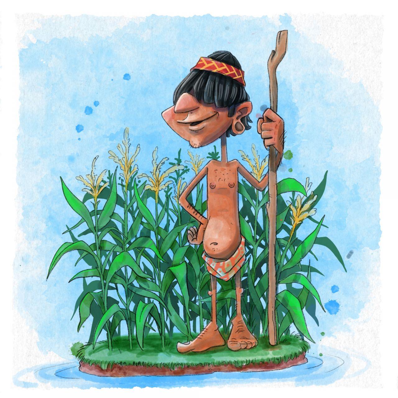 Landwirtschaft bei den Azteken