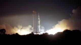 Saturn-V-Start