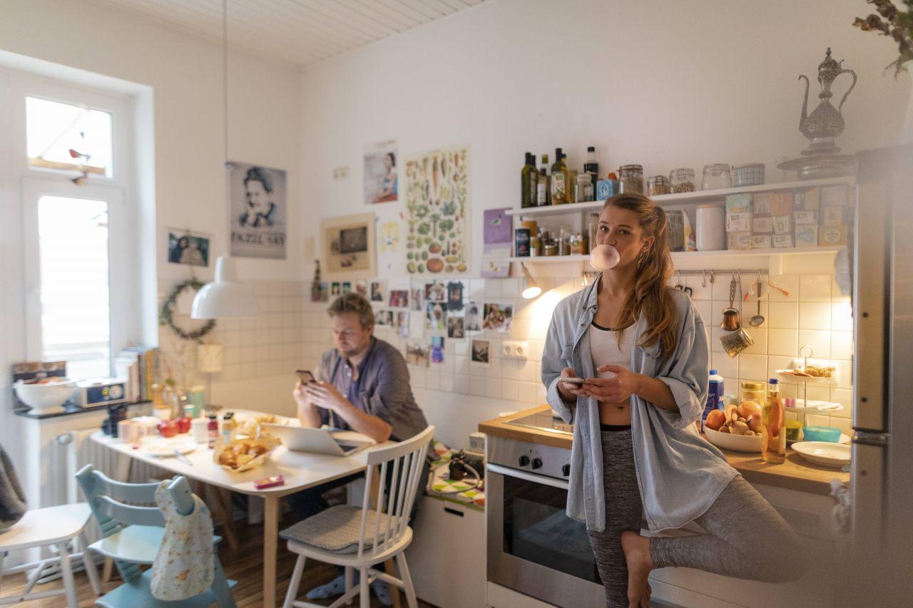 Home-Office und Beziehung: S.O.S.-Tipps gegen den Lagerkoller