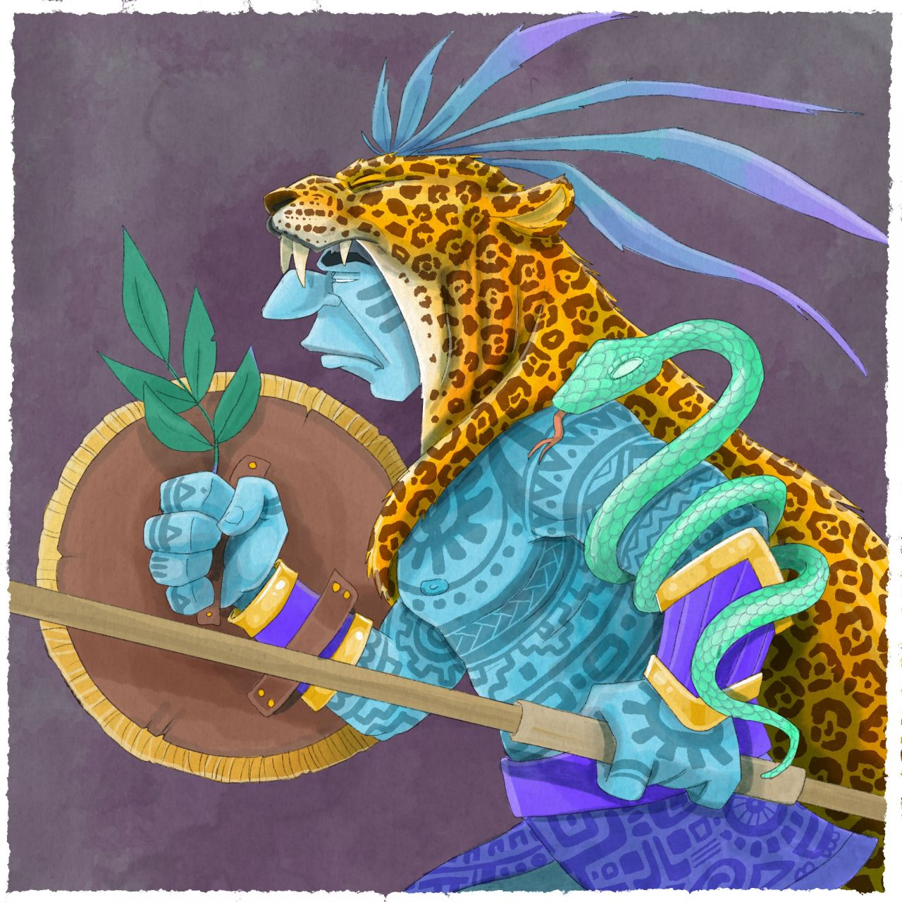 Religion der Azteken