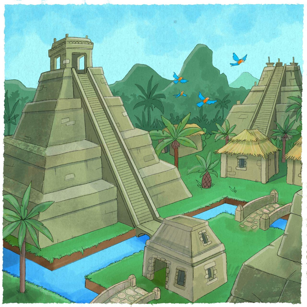 Städtebau bei den Azteken