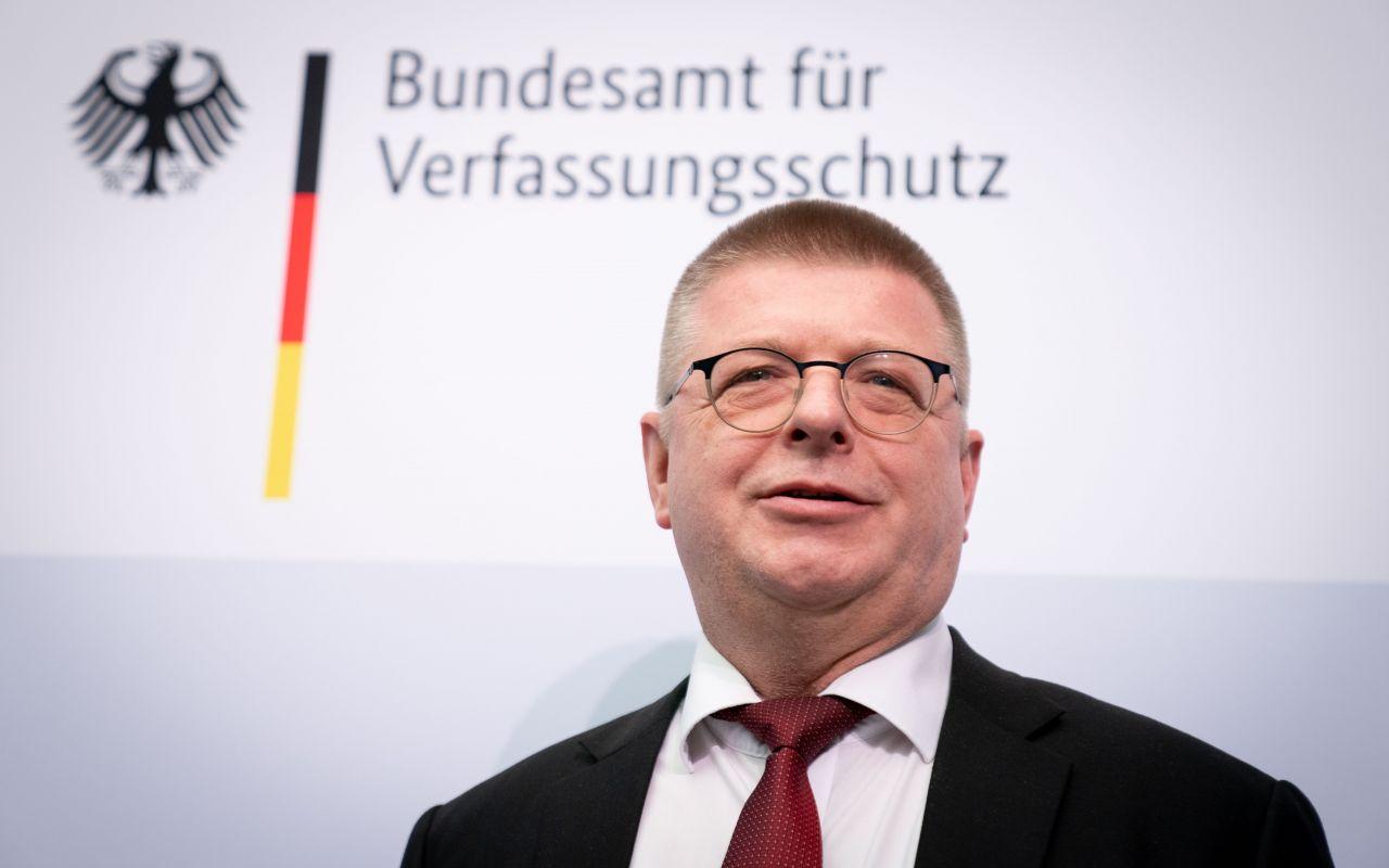 Thomas Haldenwang Bundesamt für Verfassungsschutz