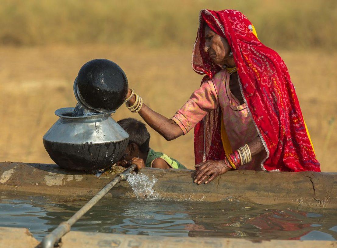 Endlich genug Wasser für alle? Forscher finden Grundwasser unterm Meeresboden