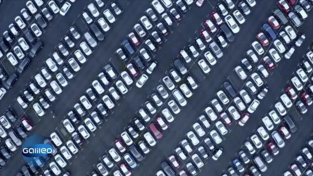 25.000 Neuwagen auf einem Platz