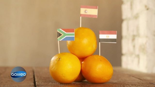 5 Secrets: Orangen