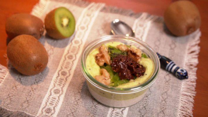 Kiwi Vanille Quark