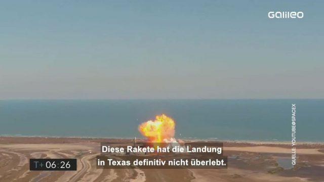 Clip der Woche: Hochexplosive Rakete