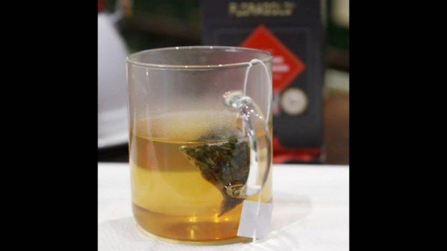 Die Geschichte des Tees? - 10s