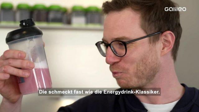 Energydrinks zum Selbstmachen