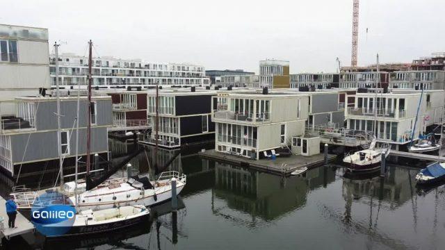 G-checkt: Schwimmende Häuser