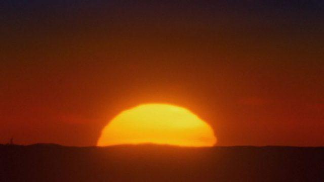 Künstliche Sonne