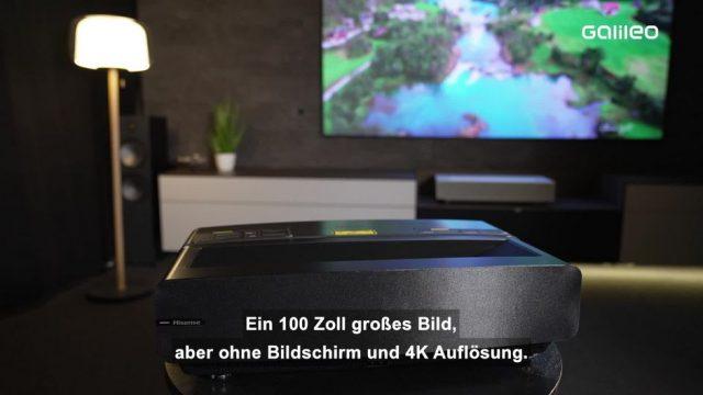 Laser-TV: Die Fernseher-Revolution?