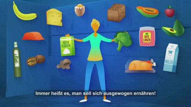 Wozu braucht der Körper Vitamine, Proteine und Co.?