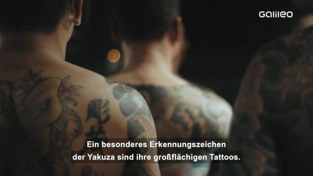 Yakuza: Die japanische Mafia