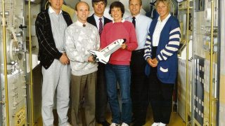 Die deutsche Astronautenklasse von 1987