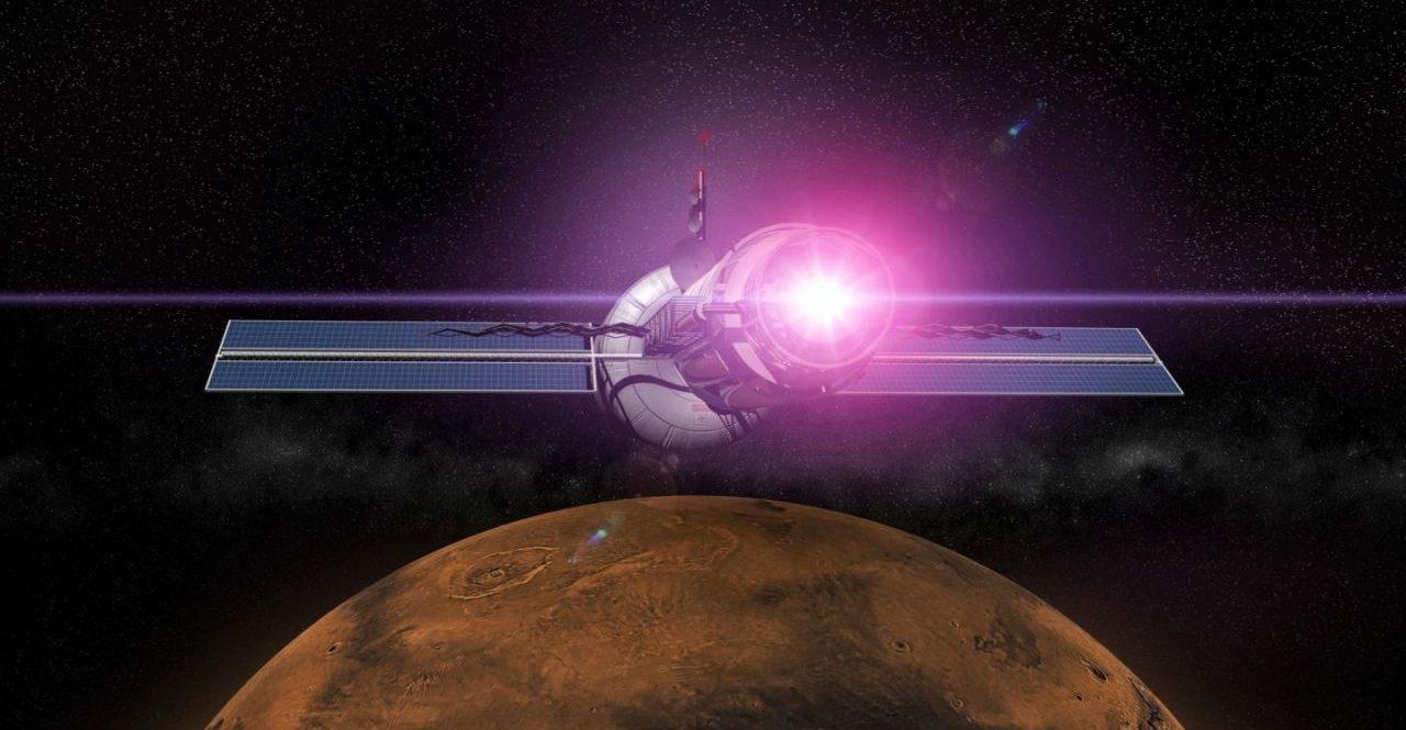 Mit elektromagnetischem Antrieb zum Mars