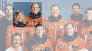 NASA-Astronautin Nancy Jan Davis und ihr Ehemann Mark C. Lee