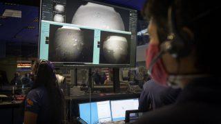 Erster Bilder von NASA-Rover Perseverance