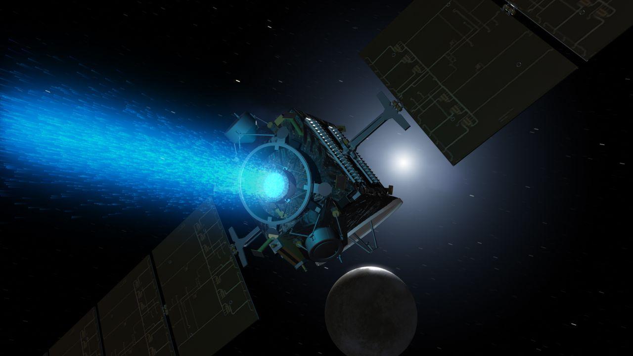 NASA-Raumsonde Dawn