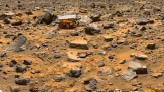 Sojourner auf dem Mars