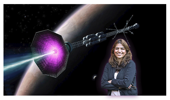 Wissenschaftlerin Fatima Ebrahimi