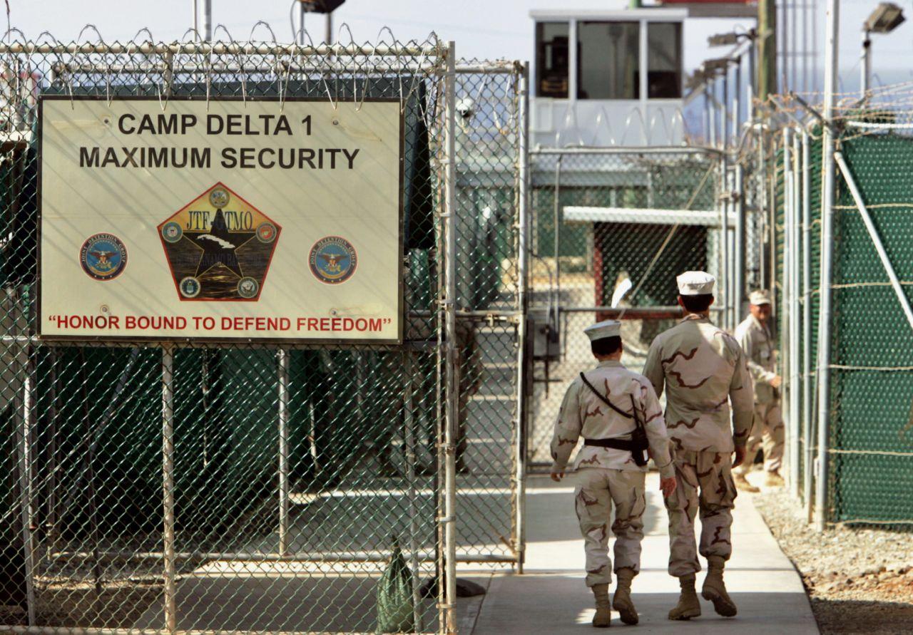 Gefangenenlager Guantanamo US-Militärwächter