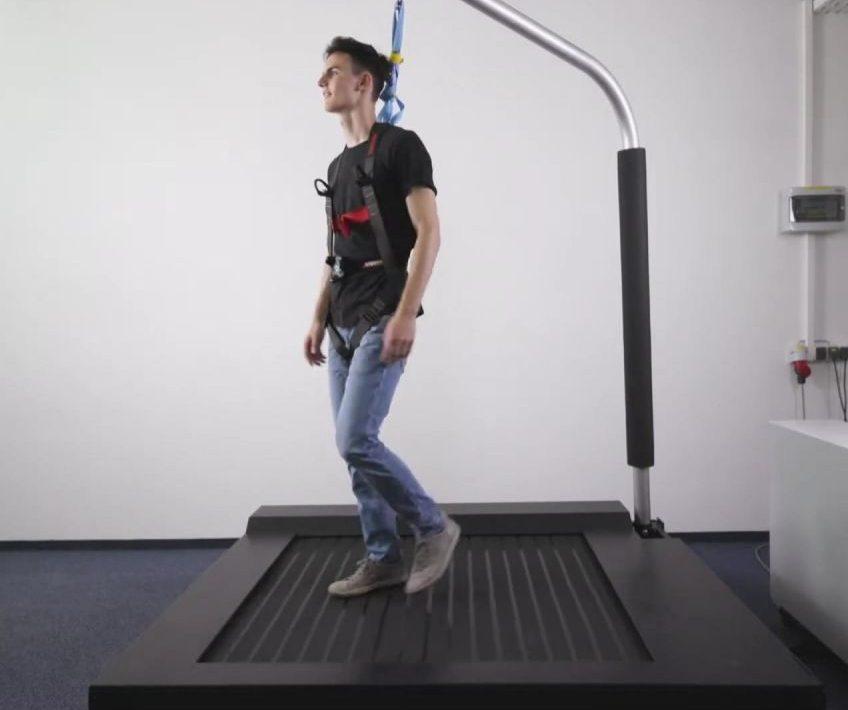 Ab aufs 360-Grad-Laufband: In den Clips der Woche wird's sportlich
