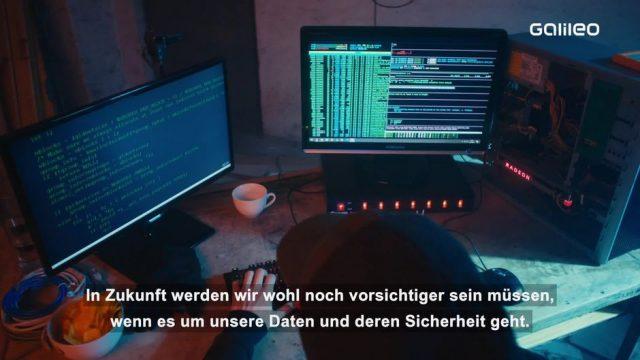 Cyberkriminalität: Wie können wir uns davor schützen?