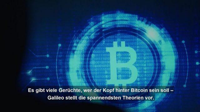 Das Rätsel um den Erfinder des Bitcoins