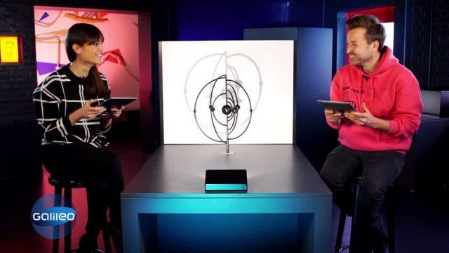 Das interaktive Sitzquiz zum Urknall