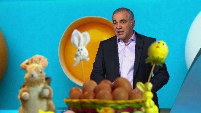 Donnerstag: Eiergerichte aus der ganzen Welt