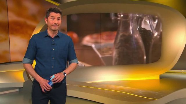 Freitag: Die Restepizza - Recycling aus Bier-Abfällen