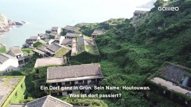 Houtouwan: Vom grünen Geisterdorf zum Instagram Hotspot