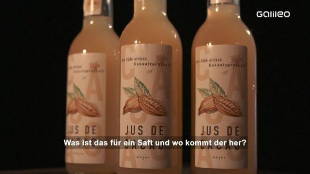 Kakaofruchtsaft: Was kann das neue Trend-Getränk?